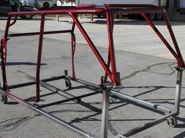 Custom Powder Coating Roll Cage