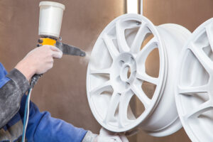 How Powder Coating Works